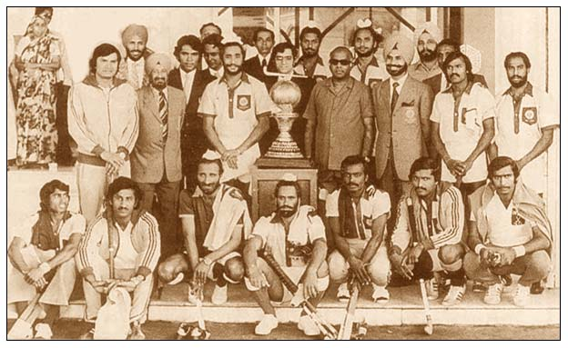 1975 World Cup Champions.